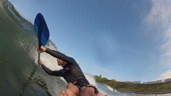 Scarborough waveski
